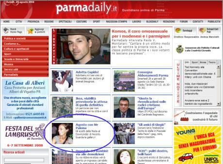 I nuovi traguardi di MrPaloma.com