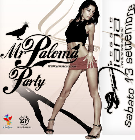 Mr Paloma Party fine estate
