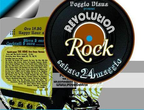 Rock Revolution Party - SABATO 24 MAGGIO