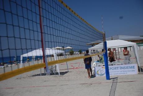Torneo di Beach Volley ... è il giorno della semifinale