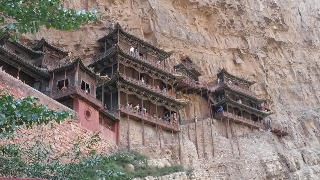 Cina 2015 Datong