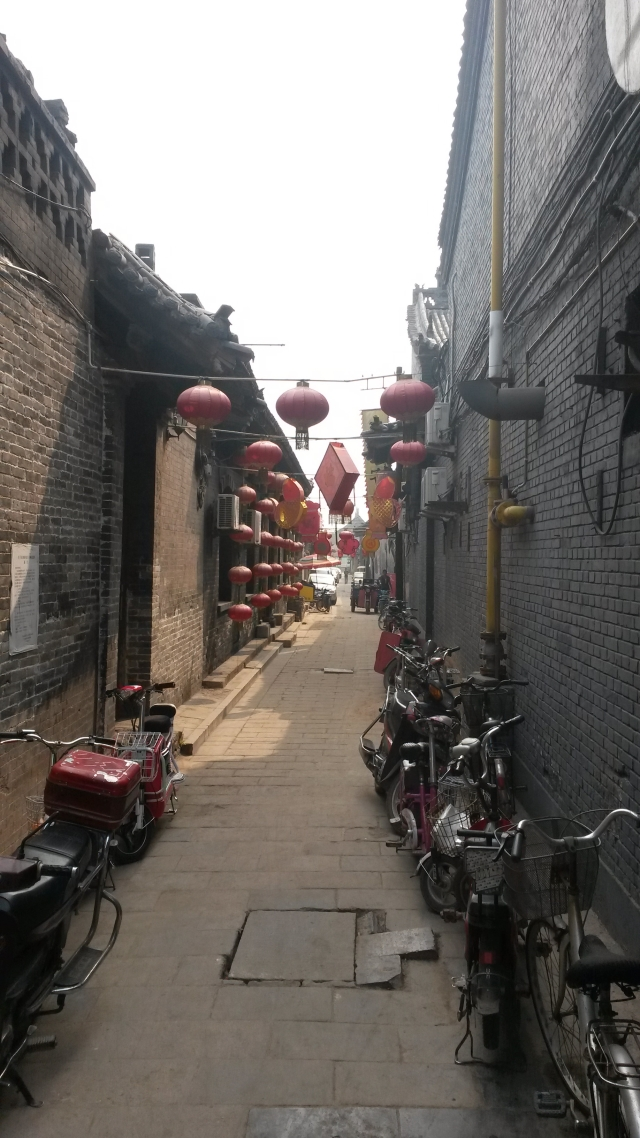 Cina 2015 Pingyao
