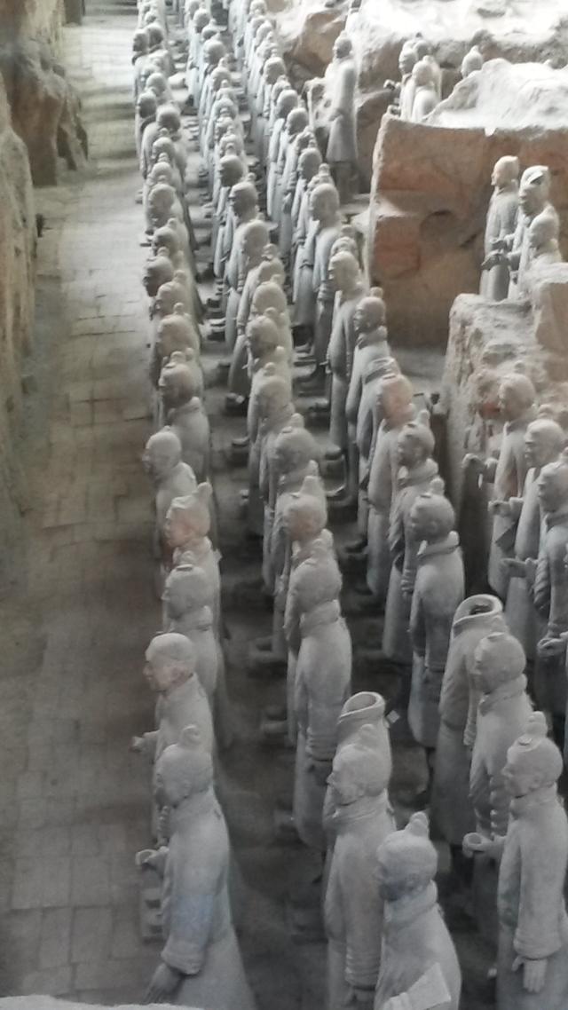 Cina 2015 Xian