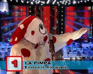 Ringraziamenti - La Pimpa - Evviva il mio papa - ControFestival Carnevale 2009