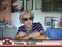 XFactor Parodia Alfio Renegade