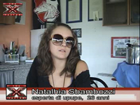 XFactor Parodia - Nataliah Sbambozzi